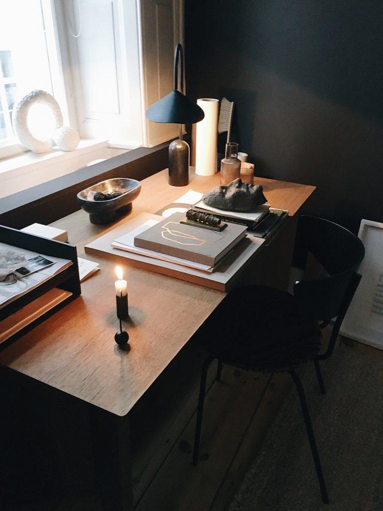 Et inspirerende kontormiljø
