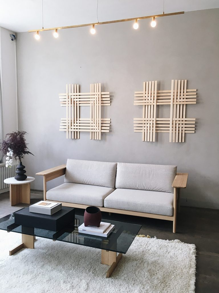 Fine vægdekorationer